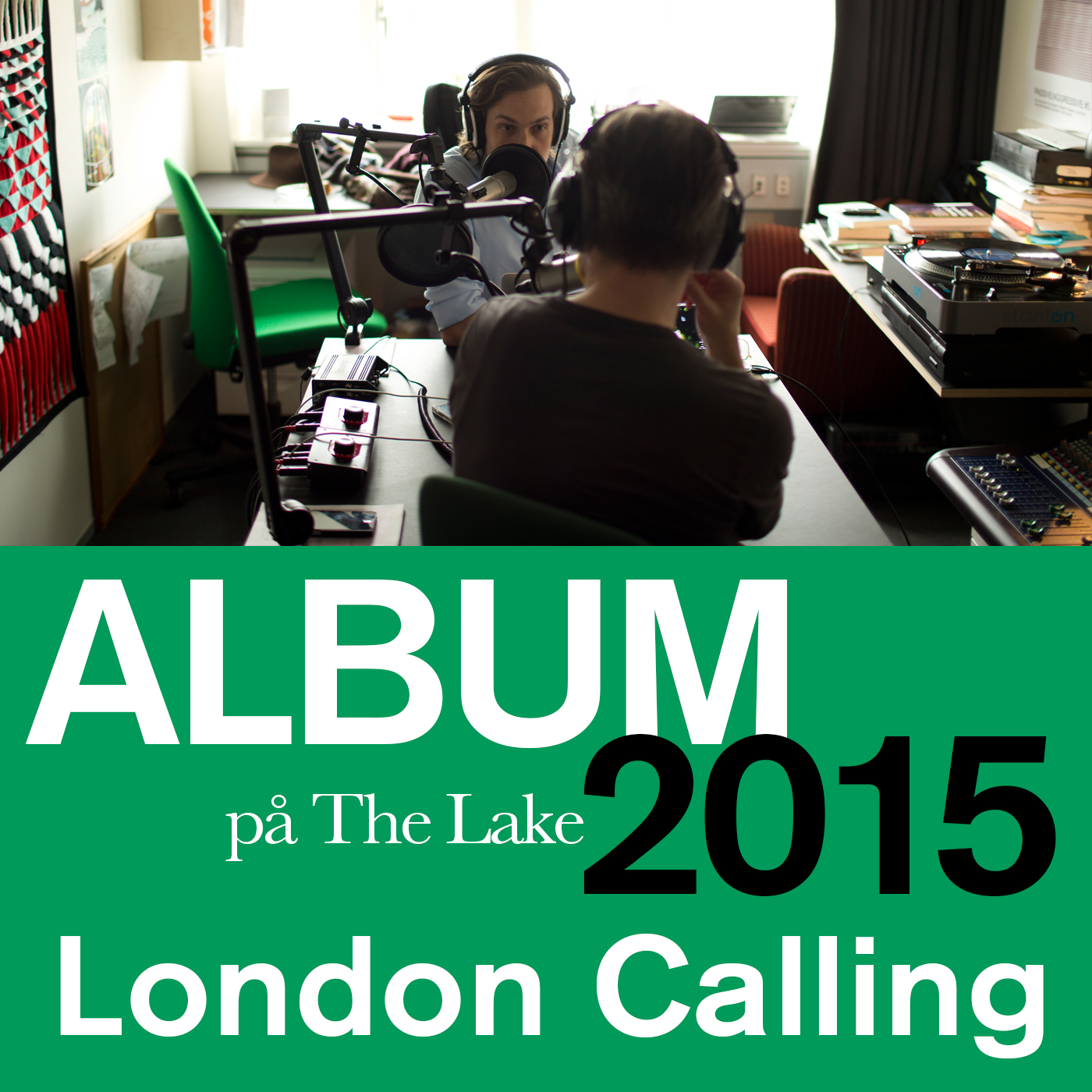 ALBUM 2015 · The Clash – London Calling