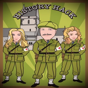 #236 History Hack: D-Day: Angels of Mercy
