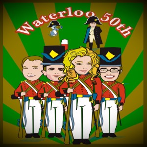 #248 History Hack: Waterloo 50