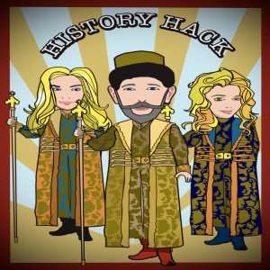 #269 History Hack: The Romanovs with Simon Sebag-Montefiore