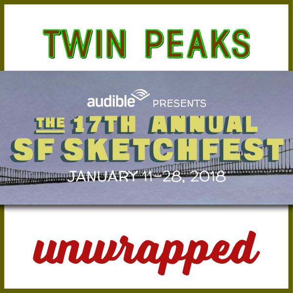 Twin Peaks Unwrapped 145: SF Sketchfest with Ben & Joel Bocko on Lost in the Movies podcast