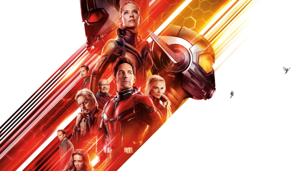 SPP EPISODE 13 OF 2018 - Dan Tortora (DT) & Eric Bunch (EB) shrink down into the World of Ant-Man & the Wasp, taking a look at Marvel moving forward