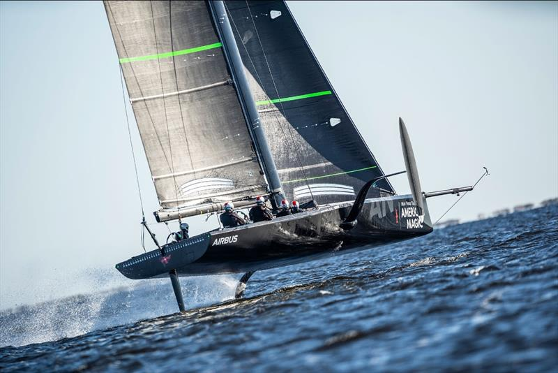 """Why Jack Griffin describes the next America's Cup as 'mysterious"""""""