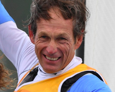 Santi Lange - TP52, another Olympic campaign, and what does polo have to do with sailing???