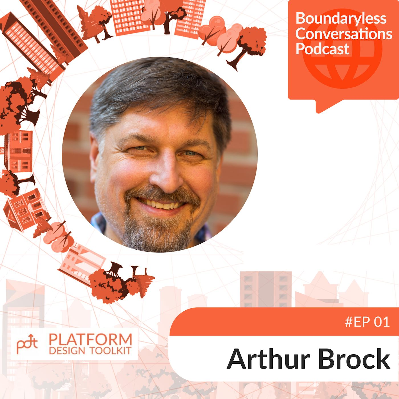 Ep. 01 Arthur Brock - Rewiring the technology to rewire the way we organise