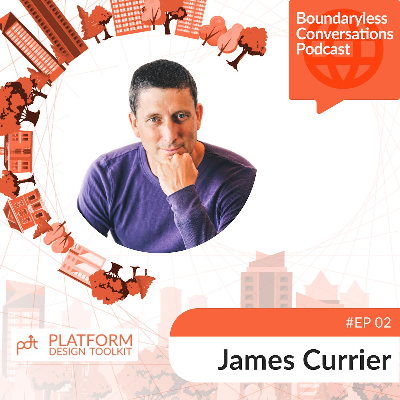 Ep. 02 James Currier - Unveiling the math behind society and what to do about it