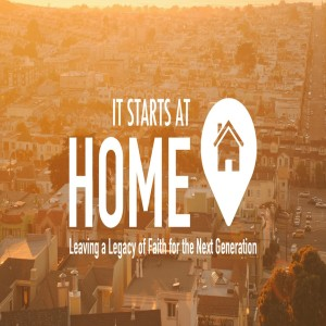 It Starts at Home - Prepare to Launch (Audio)