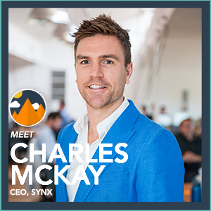 How to Go from Sheep Farm to Platinum Hubspot Partner with Charles McKay from Synx