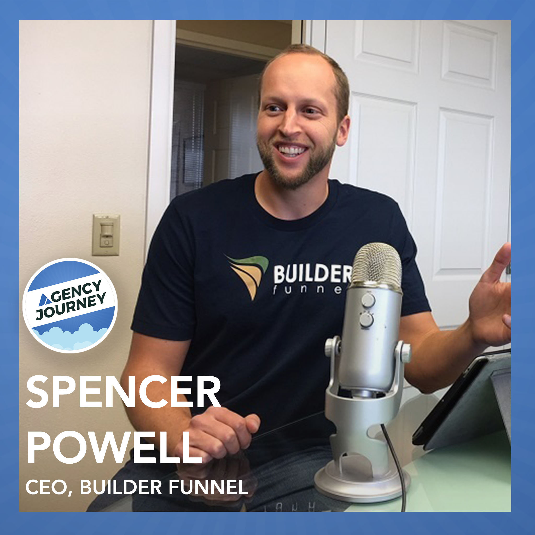 Vertical Specialization and Agency Podcasting with Spencer Powell