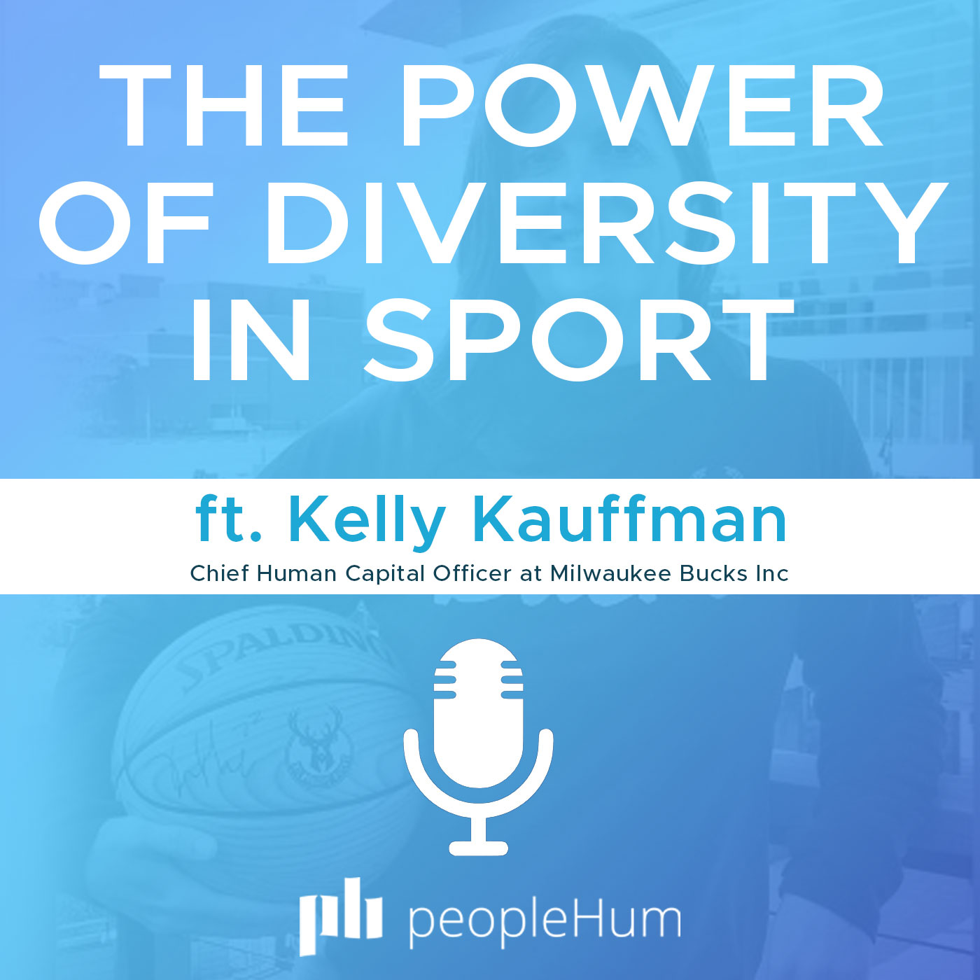 The power of diversity in sport, ft. Kelly Kauffman