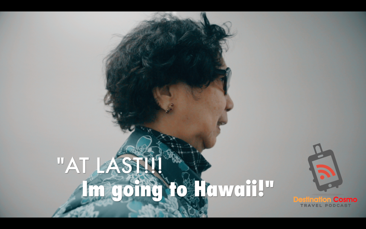 50 Years Waiting!!! Going to Hawaii! Part 1