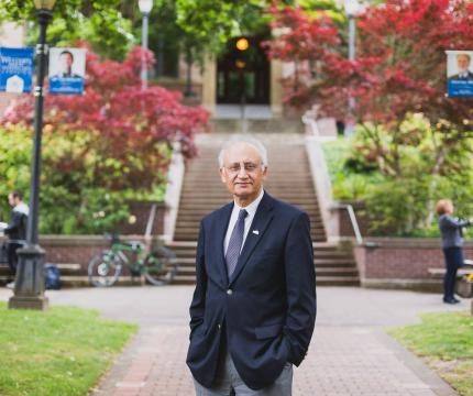 An interview with Engineer & WWU President, Sabah Randhawa