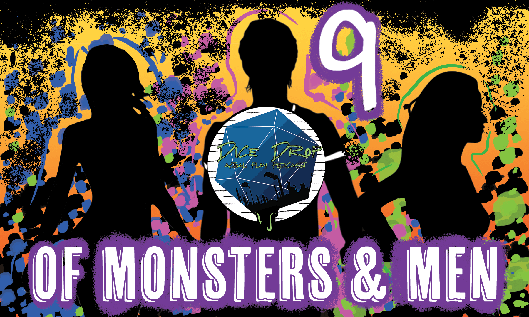 Of Monsters and Men || Episode 9