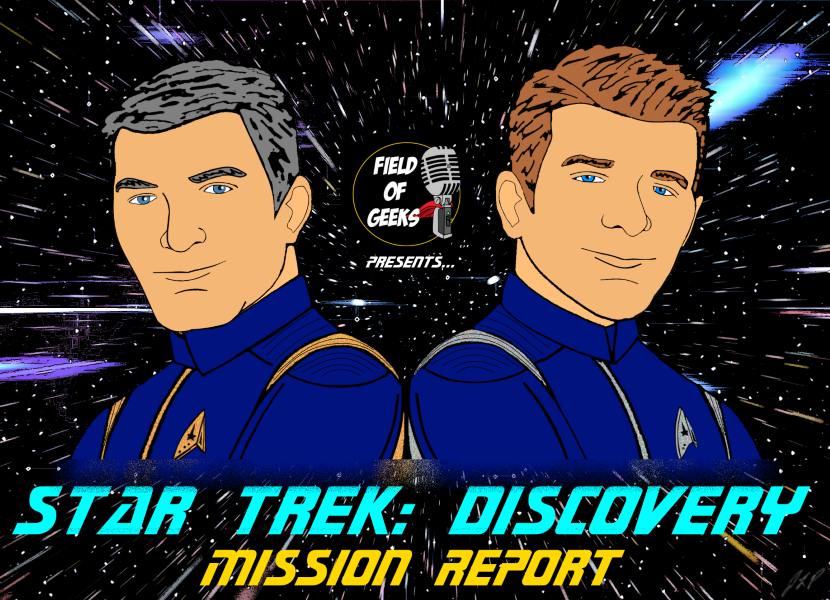 Star Trek: Discovery - Mission Report: Episode 3