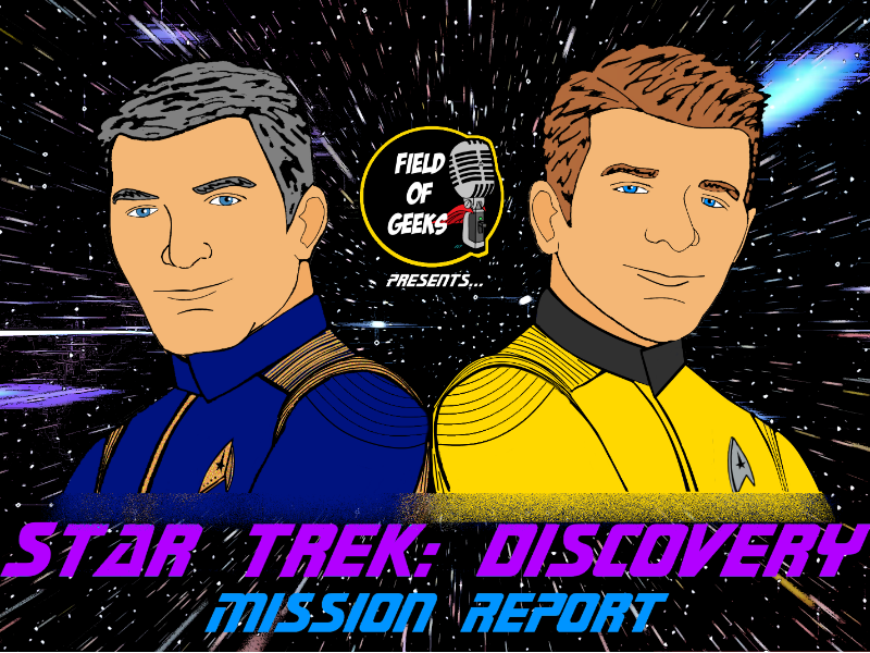 STAR TREK: DISCOVERY - MISSION REPORT - S2: LOG 3