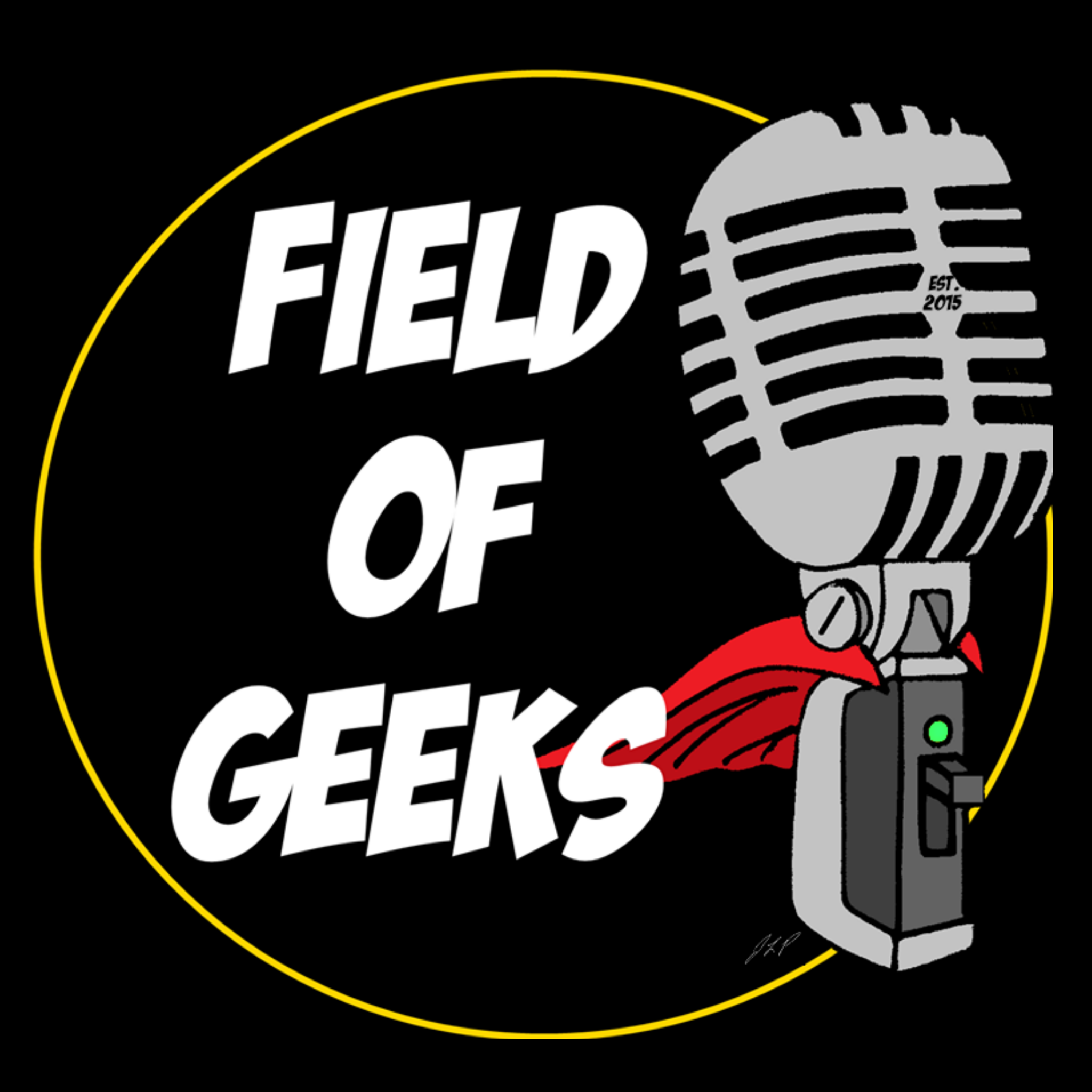 Episode 67 - HELLBOY REBOOTING, GOTG VOL.2 THOUGHTS, WIZARD WORLD DM 2017, AND MORE YA'LL!