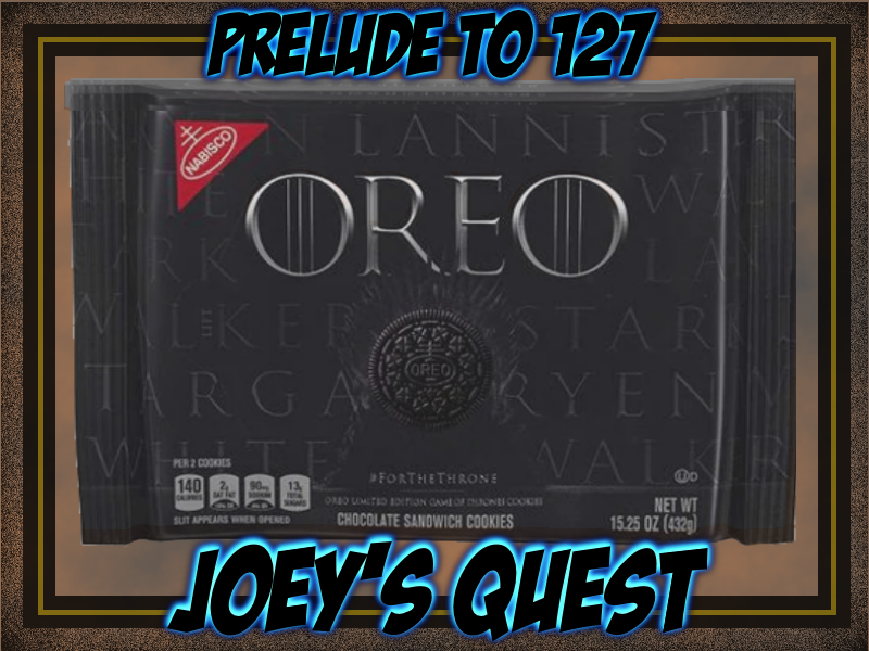PRELUDE TO 127 - JOEY'S QUEST