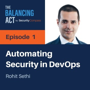 FEATURED ON: Rohit Sethi - Automating Security in DevOps