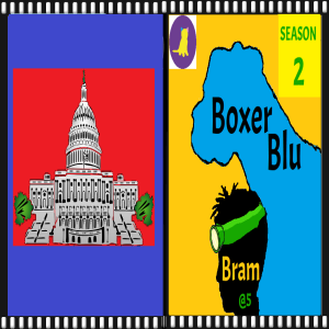 LNE.news - BoxerBlu and Bram - S2E3 - The Capitol Has Been Breached and Bram is Scared