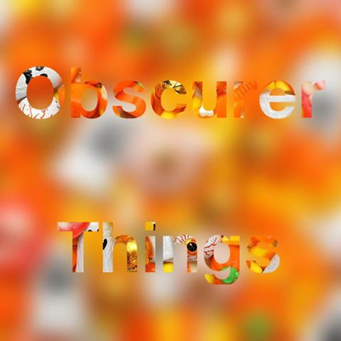 Obscurer Things - 90's Halloween & Count Duckula