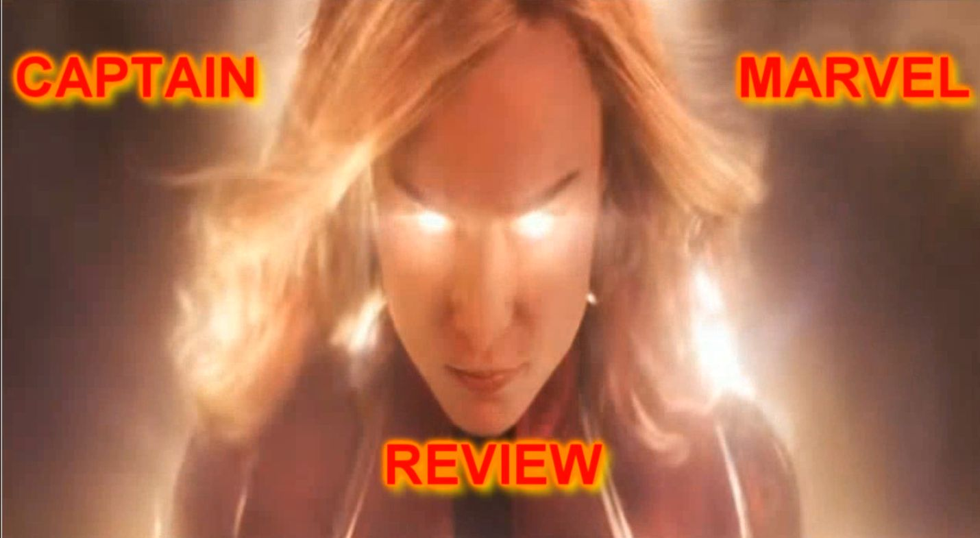Captain Marvel Review (Audio only)