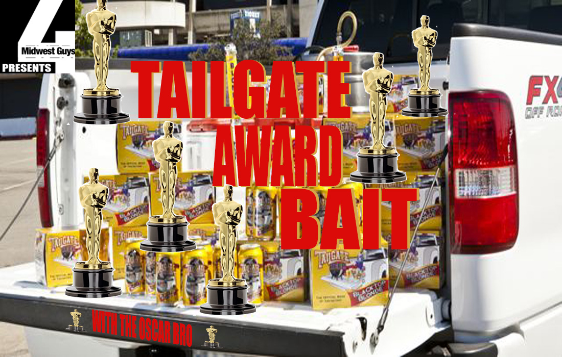 4MWG Presents: Tailgate Award Bait with the Oscar Bro - 75th Golden Globe Predictions 2018