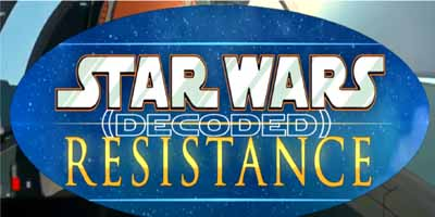 StarWars Resistance Decocoded Ep1 The Recruit (Audio only)