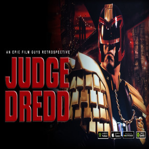 I AM THE LAW! DROP YOUR WEAPONS! Our FIVE YEAR Anniversary as Judge Dredd turns 25!!!