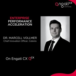 Enterprise performance acceleration - Dr. Marcell Vollmer on Engati CX