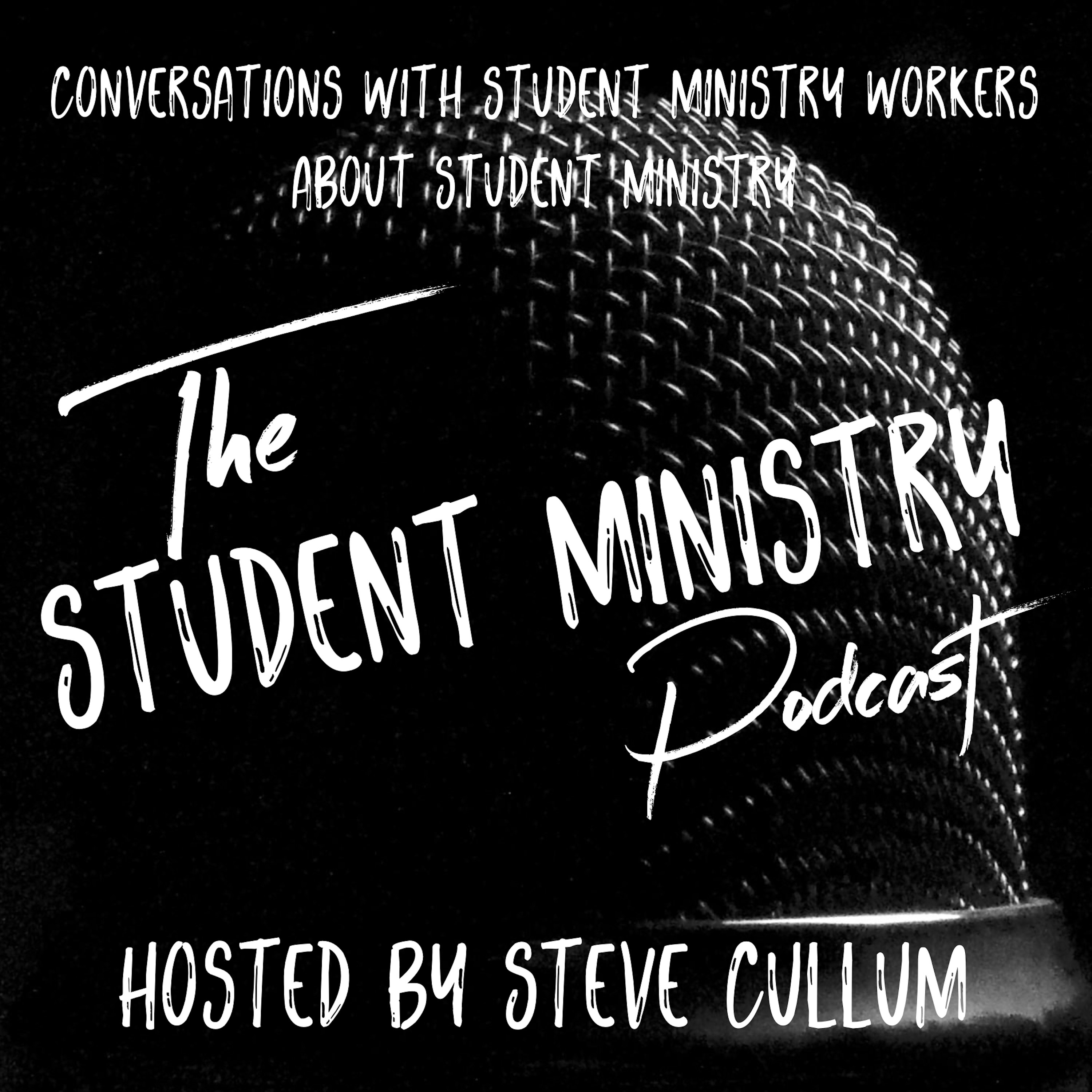 030: Choosing Family with Justin Herman (The Student Ministry Podcast)