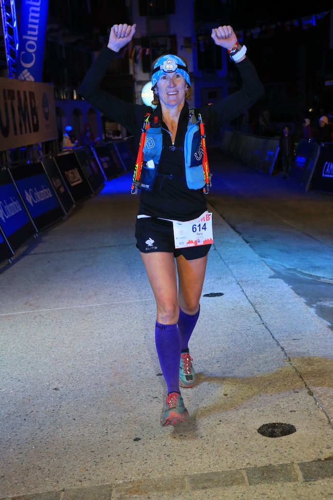 Episode #121- Tara Warren: UTMB- 3rd American Female