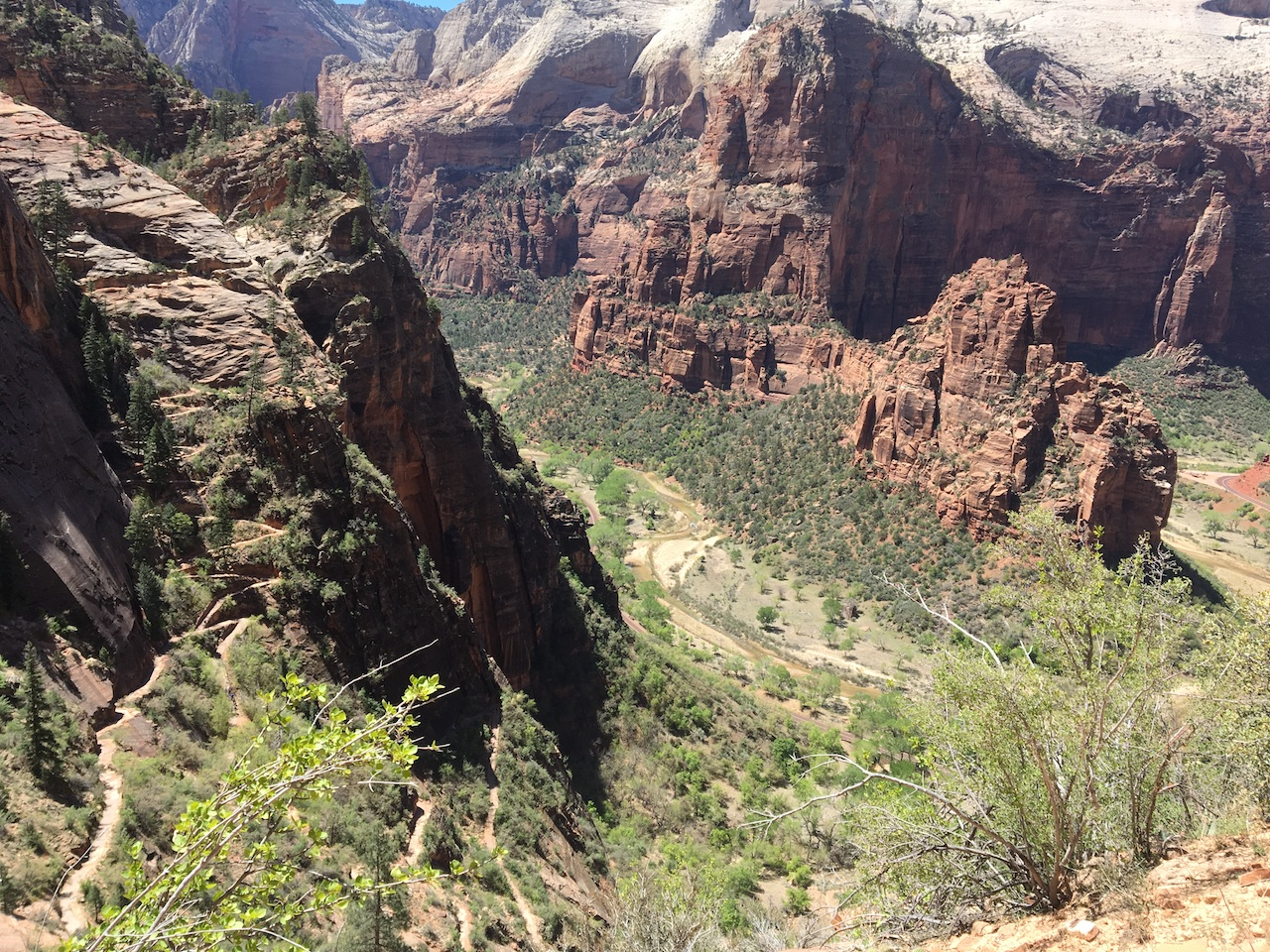 Episode #114- Zion National Park with Jim Skaggs and Jeff Hart