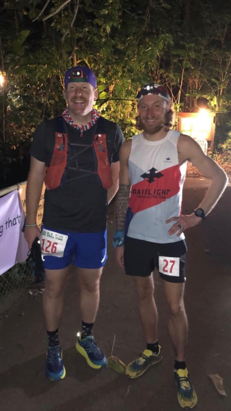 Episode #134- Preston Wood & Trevor Fuchs: HURT 100 recap
