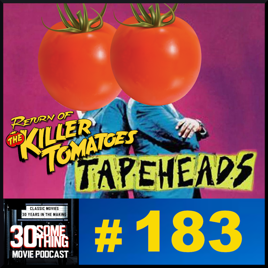 """Episode #183: """"Video Killed The Grocery Store"""" 