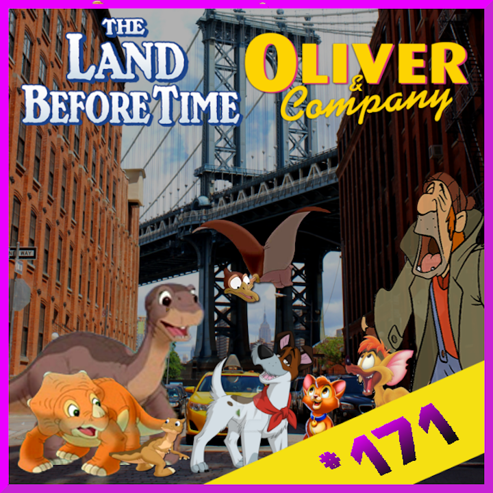 """Episode #171: """"Prehistoric Savoir Faire"""" 