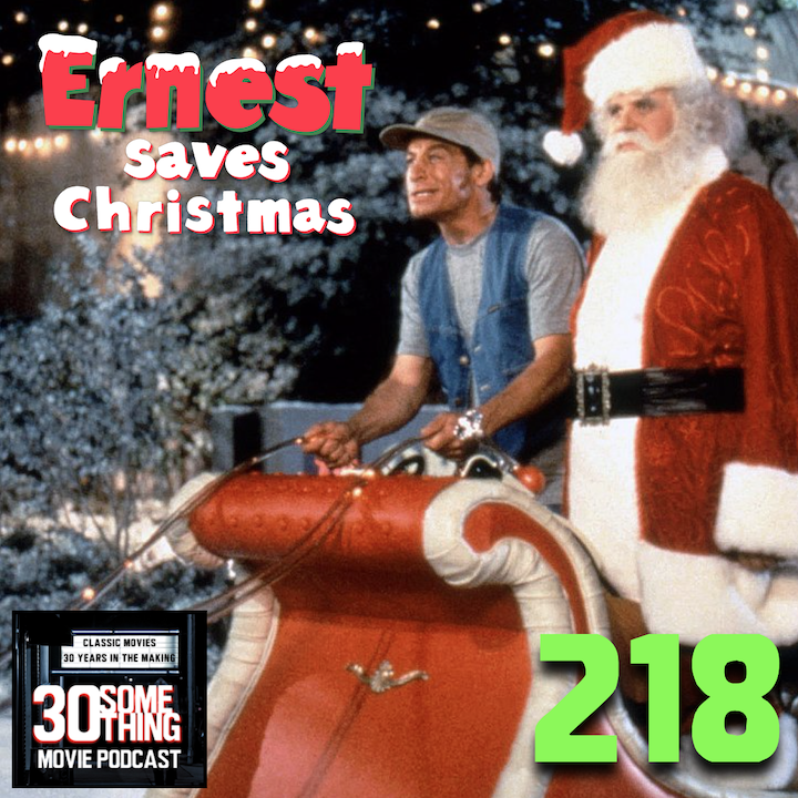 "Episode #218: ""I Am One With The Yuletide"" 