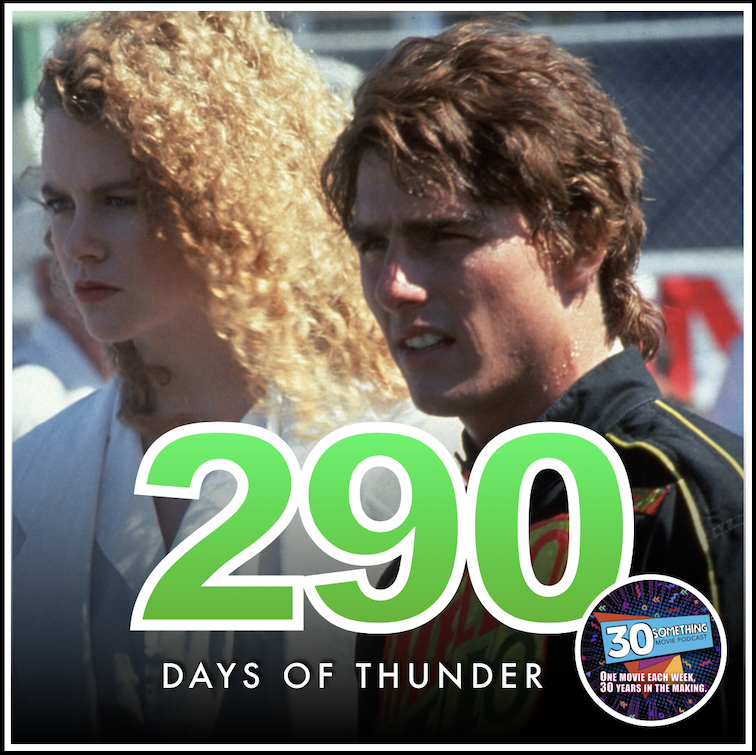 """Episode #290: """"Rubbing, son, is racing"""" 