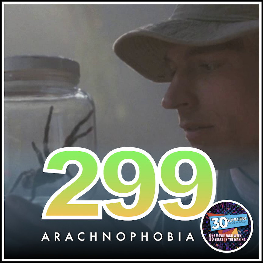 """Episode #299: """"This Movie is A Plate of Nachos"""" 