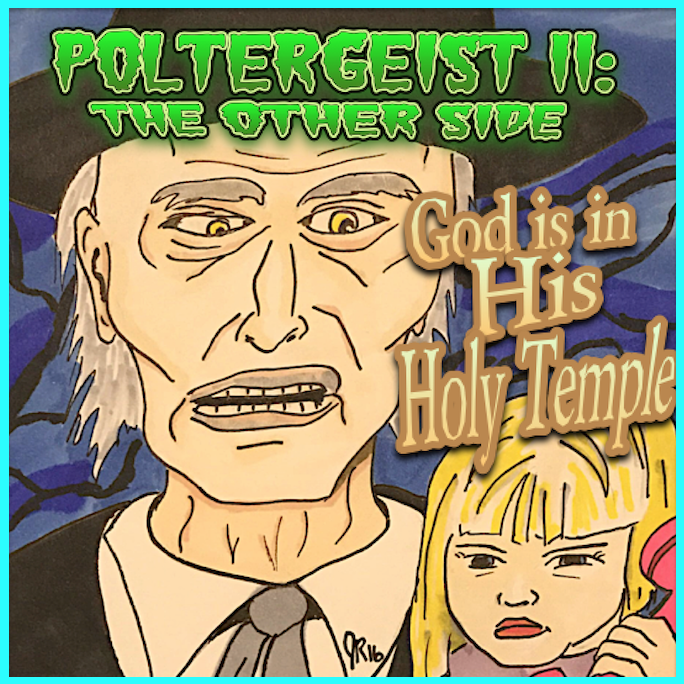 "Episode #92: ""God is in His Holy Temple"" 