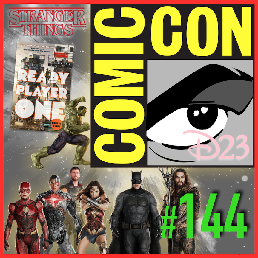 "Episode #144: ""So.Many.Trailers."" 