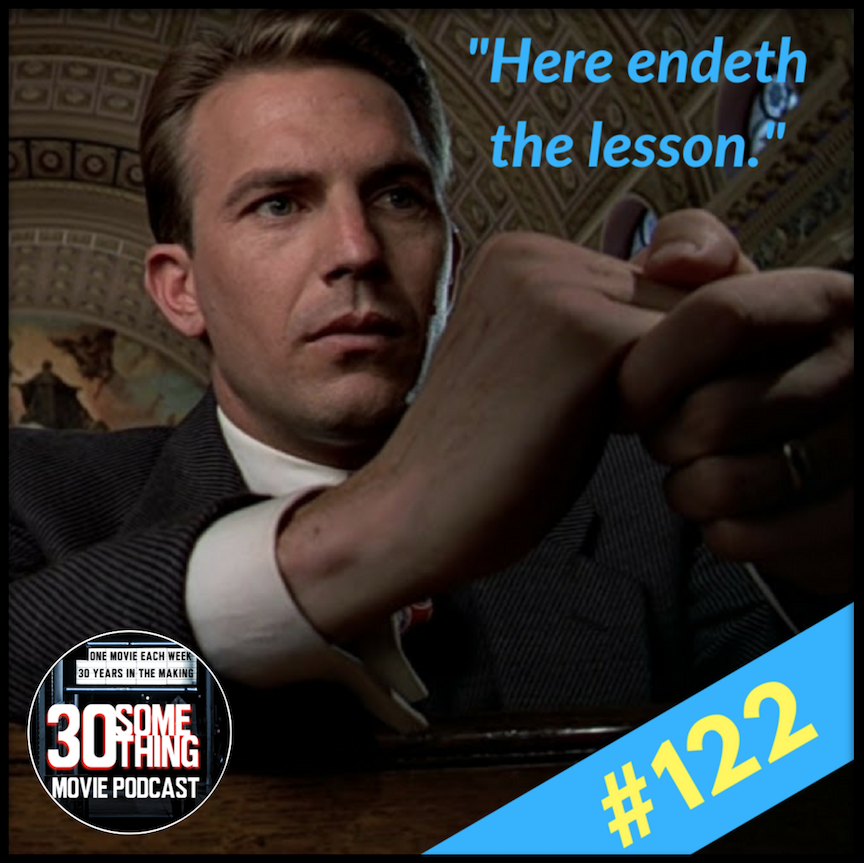"""Episode #122: """"Here Endeth The Lesson"""" 