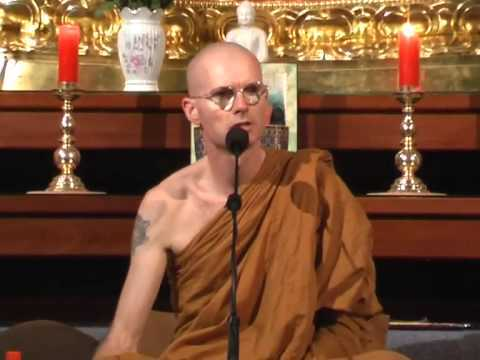 Guided Meditation | Ajahn Appichato | 16-12-2017