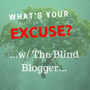 The Blind Blogger on…Not Forcing Things (and Find Your Intersection)