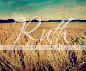Ruth: Seeing God's Providence  2.21.16