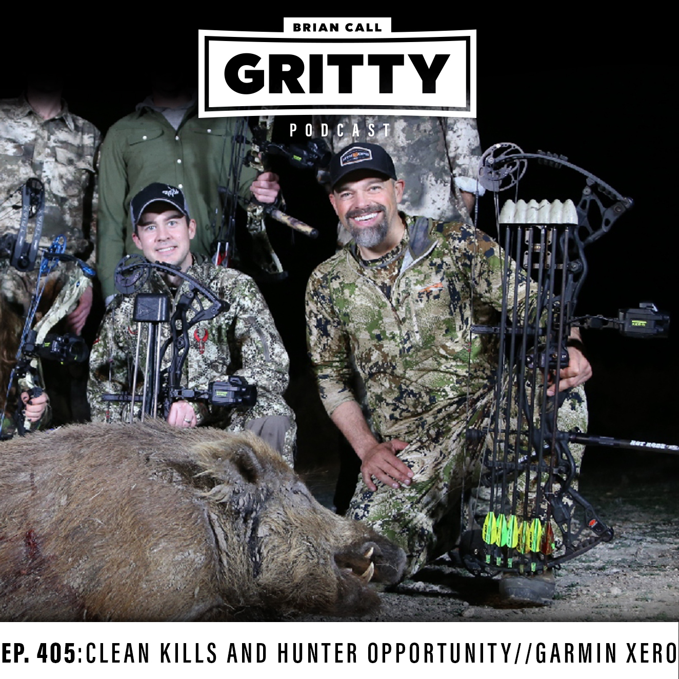 EP. 405: CLEAN KILLS AND HUNTER OPPORTUNITY WITH THE GARMIN XERO