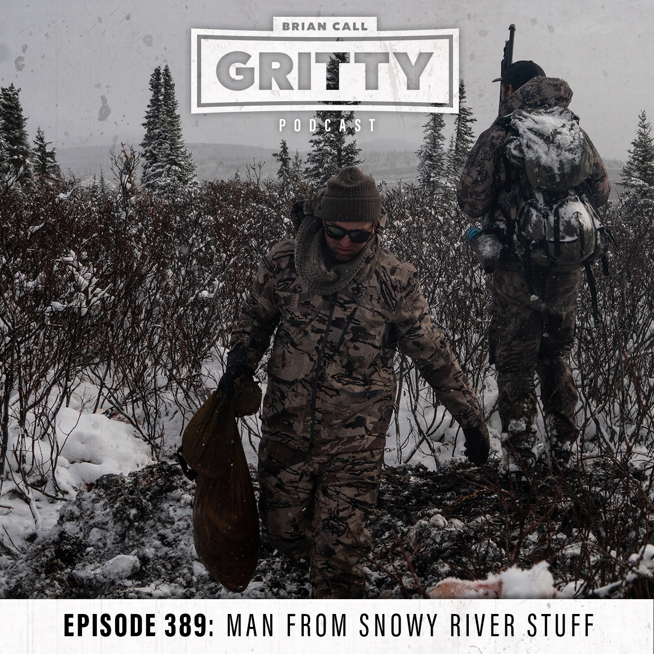 EPISODE 389: MAN FROM SNOWY STUFF WITH ADAM GREENTREE AND DAN WATSON