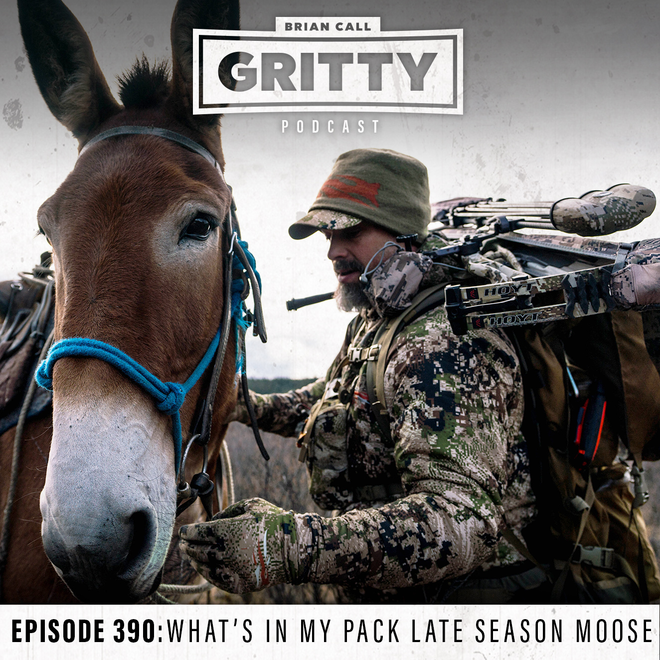 EPISODE 390: WHAT'S IN MY PACK LATE SEASON MOOSE
