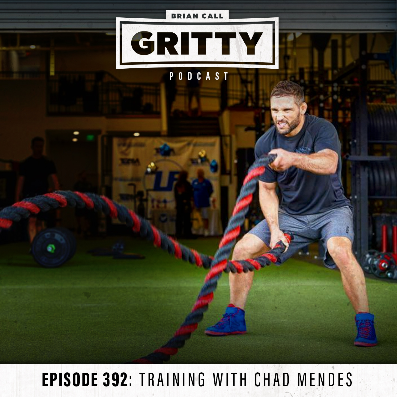 EPISODE 392: TRAINING WITH CHAD MENDES