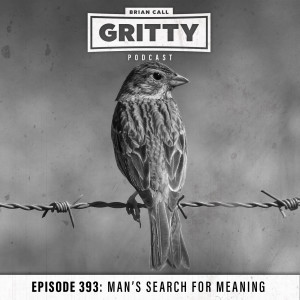 EPISODE 393: MAN'S SEARCH FOR MEANING