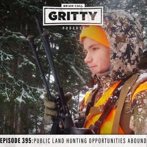EPISODE 395: PUBLIC LAND HUNTING OPPORTUNITIES ABOUND